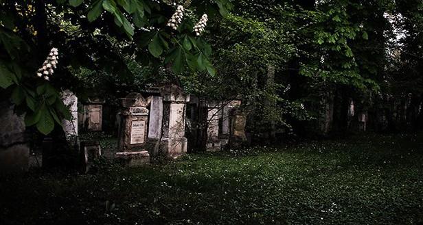 St. Marx, Friedhof